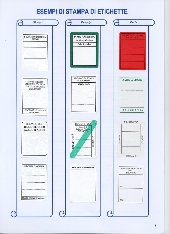 Super Tirrenia srl Etichette autoadesive Tirr-Grip | etichette adesive  MD76