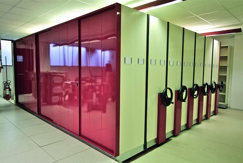 Tirrenia impianti compattabili archivio biblioteca scaffalature ...